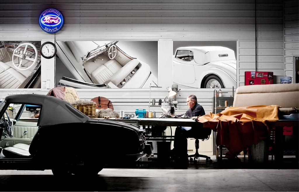Auto Restoration | RM Auto Restoration | Leading Car
